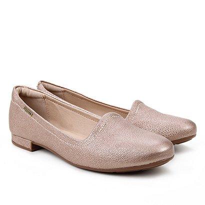Sapatilha Modare Slipper Com Textura Feminina
