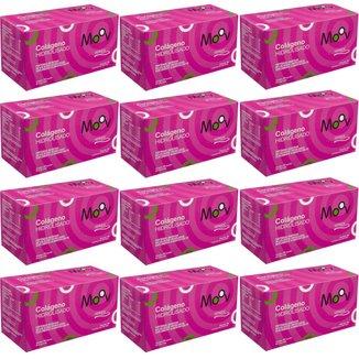 12 Peptídeos Colágeno Hidrolisado Verisol 30 sachês