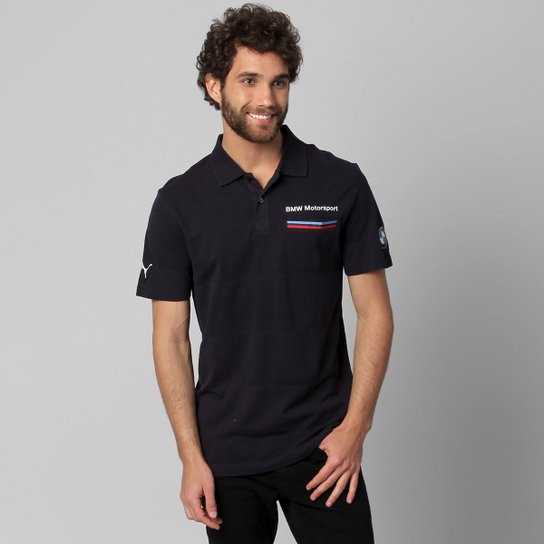 Camisa Polo Puma BMW MSP - Compre Agora  52fceda89f9b4