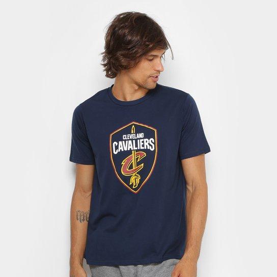 Camiseta NBA Cleveland Cavaliers 17 Masculina - Marinho - Compre ... 5fec0bdf6ecd9