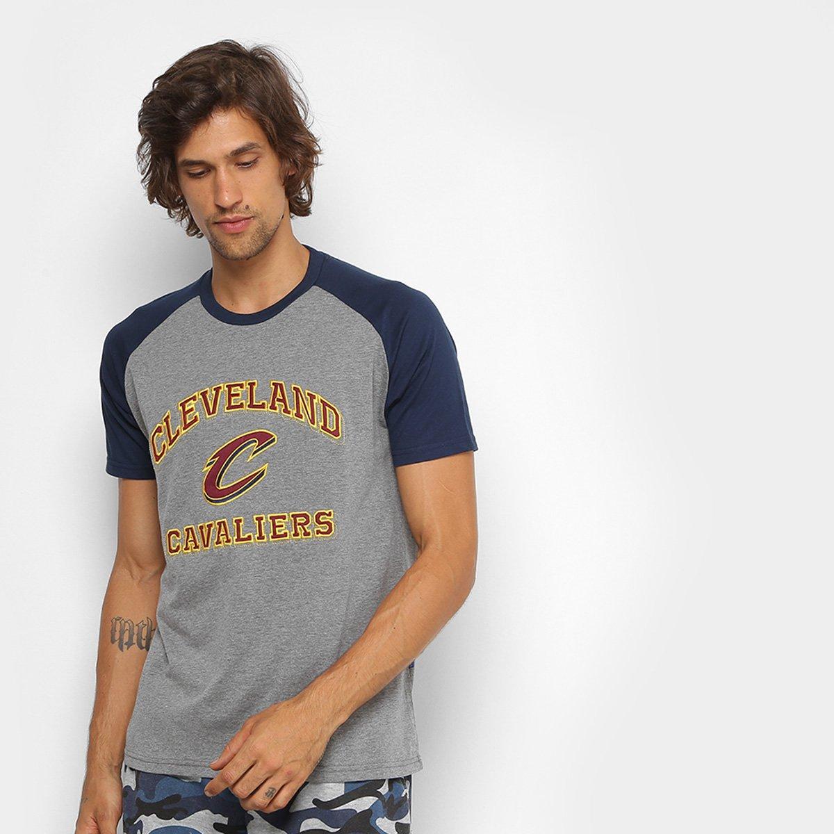 fcb5d012b0 Camiseta NBA Cleveland Cavaliers 17 Masculina   Livelo -Sua Vida com ...