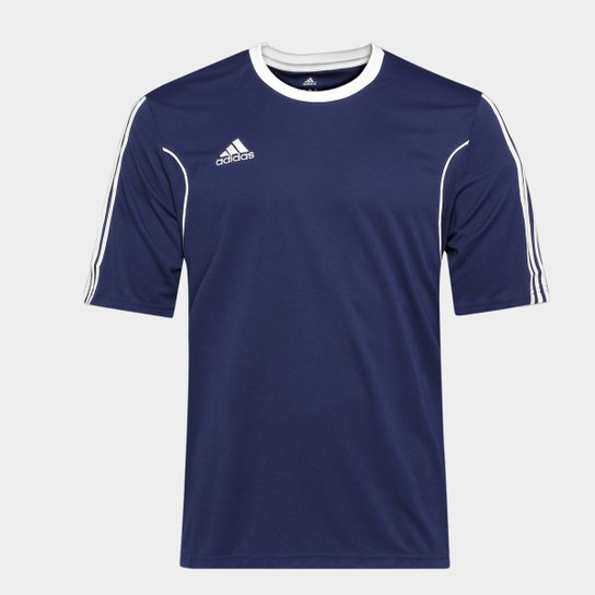 8561d11792 Camisa Adidas Squadra 13 Masculina - Marinho+Branco