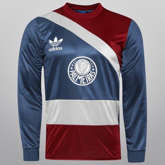 Camisa Adidas Palmeiras Goleiro Retrô M L - Compre Agora  420e32dc23a8a