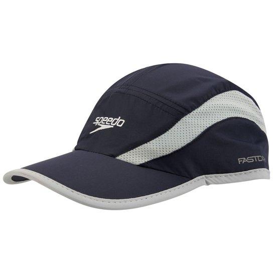Boné Speedo Running Pro - Marinho - Compre Agora  47eaa9d8378