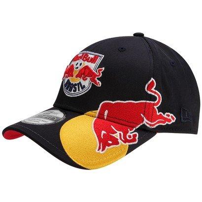 Boné New Era Red Bull Aba Curva 3930 Masculino