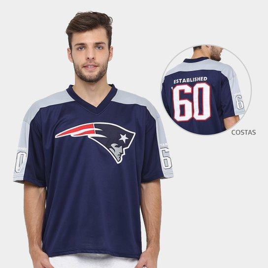Camiseta New Era NFL Especial Jersey Patriots - Compre Agora  55d3951541471