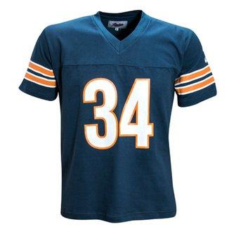 435ffb2049af4 Camisa Liga Retrô Chicago - Coleção Cidade Americanas