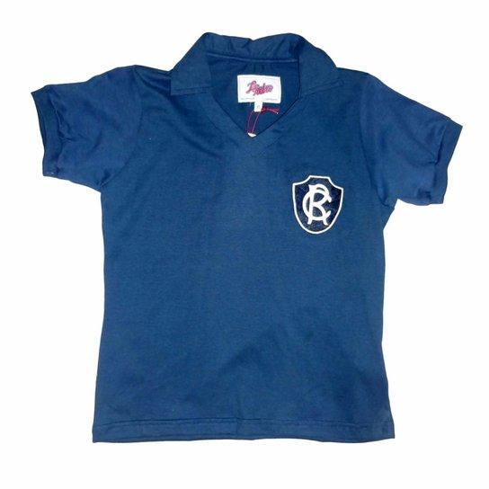 ce82908786 Camisa Liga Retrô Infantil Remo 1965 - Marinho | Netshoes