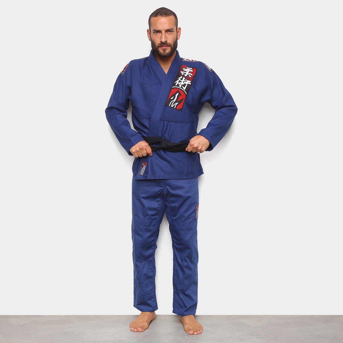Kimono Jiu Jitsu Naja Choke