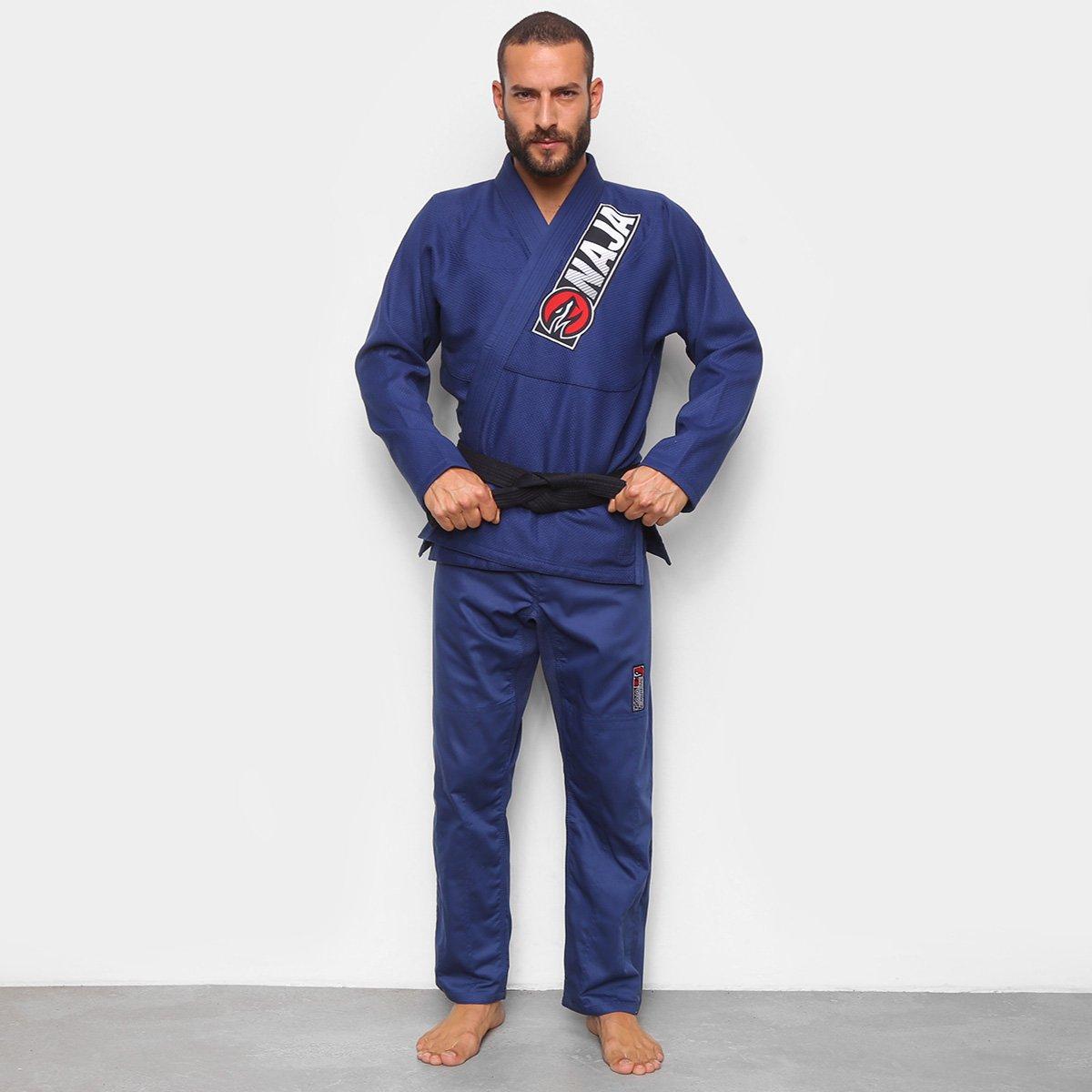 Kimono Naja Overcoming