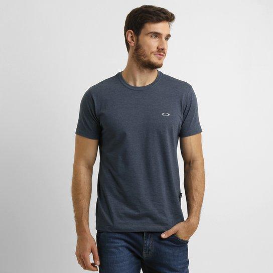 17edc765518 Camiseta Oakley Dry Masculina - Marinho - Compre Agora