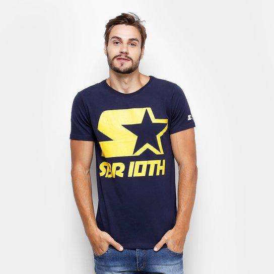 Camiseta Starter Collab Sneaker Masculina - Compre Agora  a2767b182d3