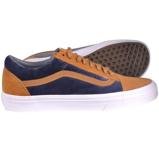 Tênis Vans Old Skool Reissue Corduroy Mixup Cathay Spice - Compre ... a48d119dc8c2f