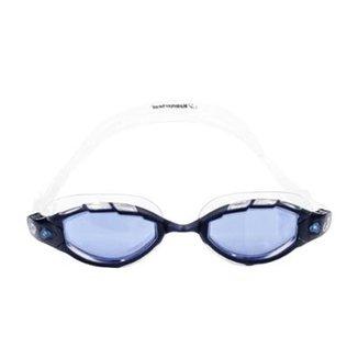 5adbf559b986f Óculos de natação Hammerhead Polar   Azul-Transparente-