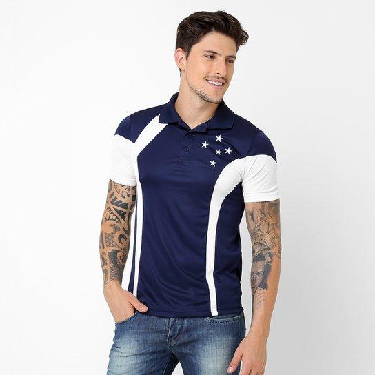 Camisa Polo Cruzeiro Heels - Compre Agora  f24a94926d2f3