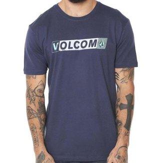 Camiseta Volcom Silk Transmit Masculina 3649c116a79
