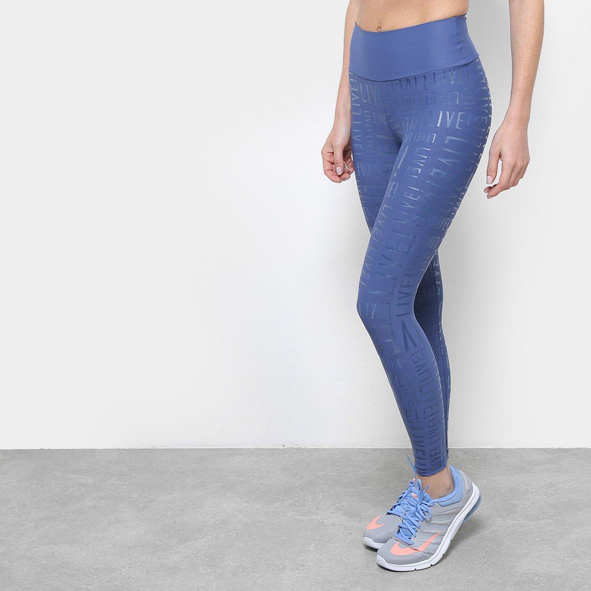 e79b1144a Calça Legging Live! Essential Feminina