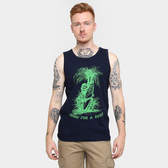Camiseta Regata Quiksilver Dying For Surf - Compre Agora  aefb170f44d