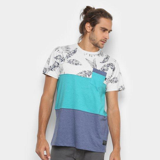 22432c7733493 Camiseta Quiksilver Especial Mavi Masculina - Compre Agora   Netshoes