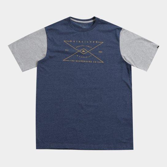 Camiseta Plus Size Quiksilver X Gen 100 Masculina - Compre Agora ... bafffd9351