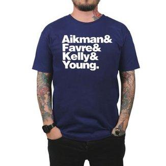 Camiseta PROGear Classic QBs  90 s a2c977528c29a