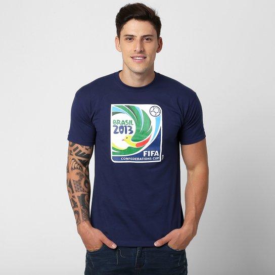 Camiseta FIFA Itália Confederatio - Compre Agora  9309e5dff8c03