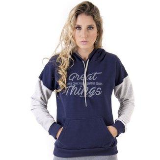 88ab282fe8 Blusa de Moleton Confort Zones. Conferir · Blusa de Moleton Confort Zones.  Ver similares. Confira · Blusa Manga Longa Tholtti Performance Mama Latina