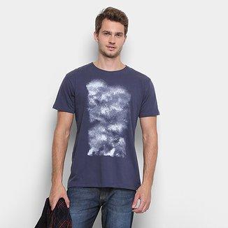 fbb33d5fb2 Camiseta Reserva Estampada Masculina