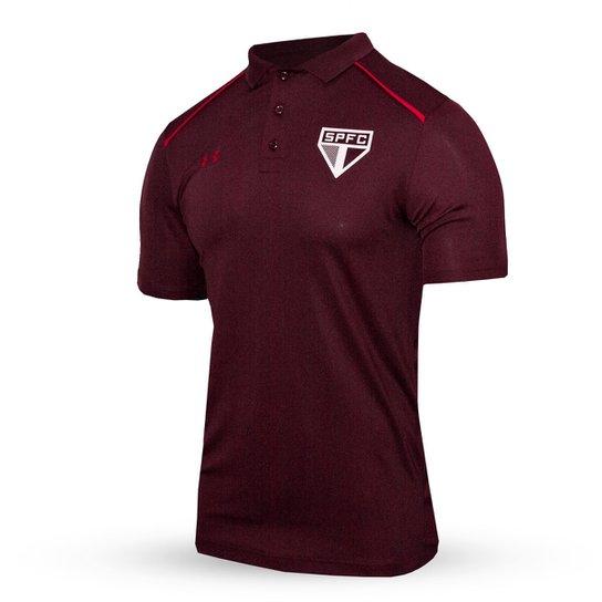 Camisa Polo Ua Sao Paulo Core 2017 18 - Compre Agora  ebc9edd178d