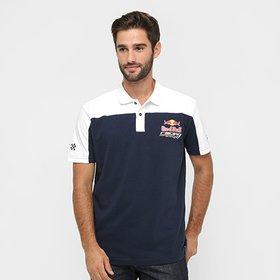 Camisa Polo Red Bull Racing Stock Car Manga Longa Masculina - Compre ... eae4bd7aaf1