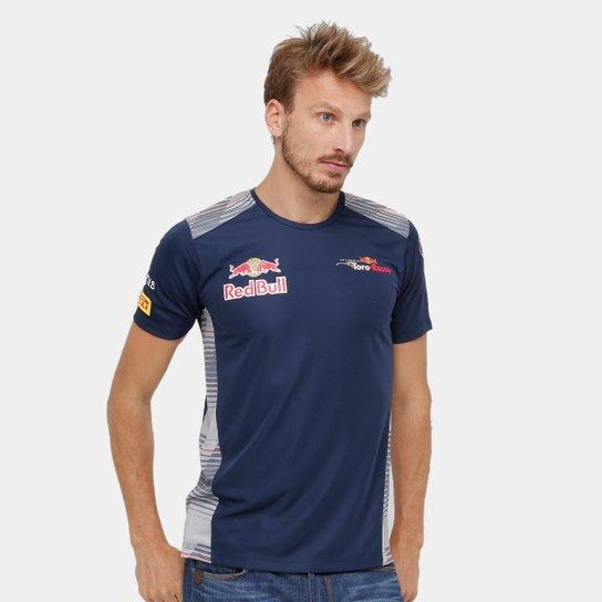 Camiseta Red Bull Toro Rosso OTL Masculina - Compre Agora  82c12f86344