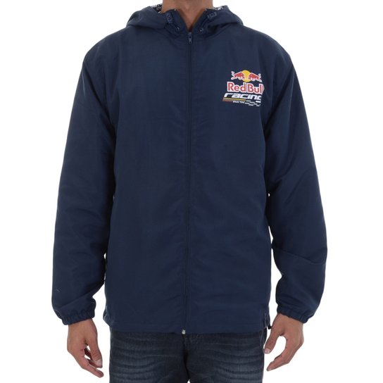 Jaqueta Red Bull Racing Windbreaker Marinho - Marinho - Compre Agora ... 7fa8dff3cea