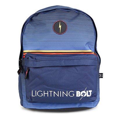 Mochila Santino Juvenil Lightning Bolt Poliester