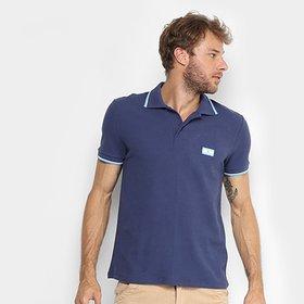 Camiseta Argentina Kappa Kombat Masculina - Compre Agora  e2ed8a0de3ce0