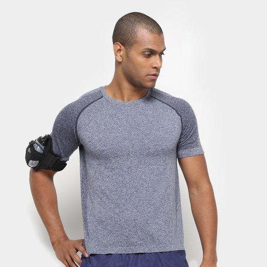 Camiseta Gonew Seamless Masculina - Marinho - Compre Agora  3f1bfe44d5c21