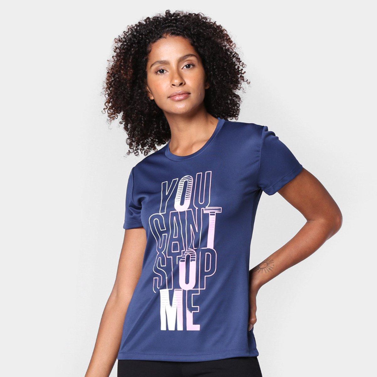 Camiseta Gonew You Can't Stop Me Feminina