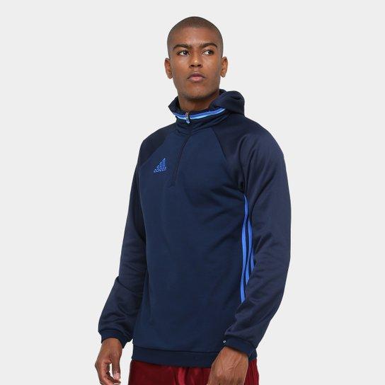 86cd36c5a Blusa Adidas Fleece Condiv16 Masculina | Netshoes