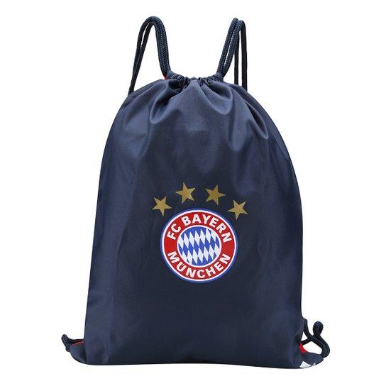 Sacola Bayern de Munique Adidas - Marinho+Vermelho e4209ee8b56