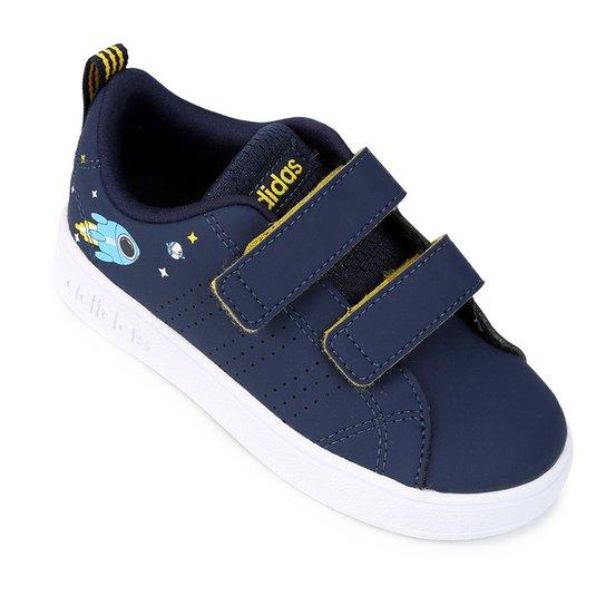 1f20ca9762 Tênis Infantil Adidas Vs Advantage Clean Masculino - Marinho ...