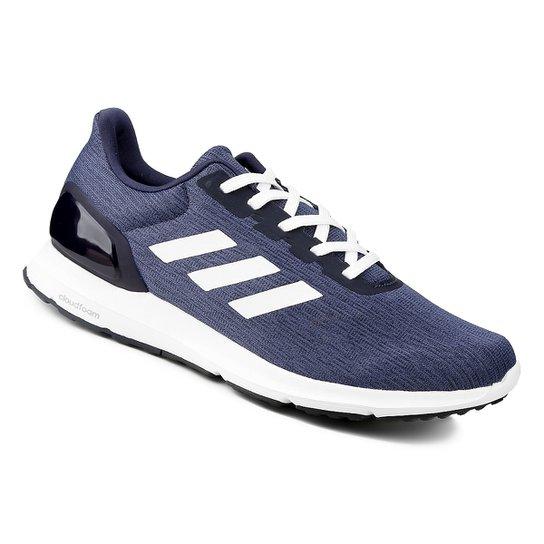 162bb45450 Tênis Adidas Cosmic 2 Masculino - Marinho e Branco - Compre Agora ...