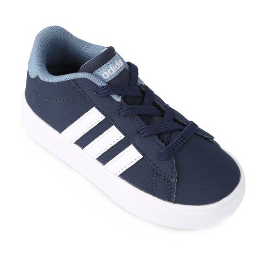 8a8b3503282 Tênis Infantil Adidas Daily 2 Com Elástico - Compre Agora