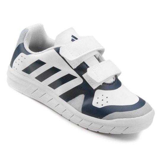 Tênis Infantil Adidas Quicksport Cf 2 C Velcro - Compre Agora  ace253d9892