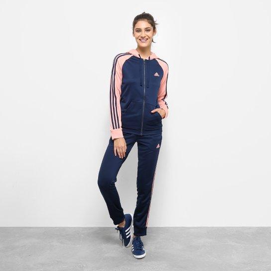 8f7ab91b860 Agasalho Adidas Refocus Feminino - Compre Agora