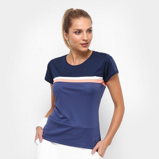 3140e5438c968 Camiseta Adidas Club Color Feminina | Netshoes