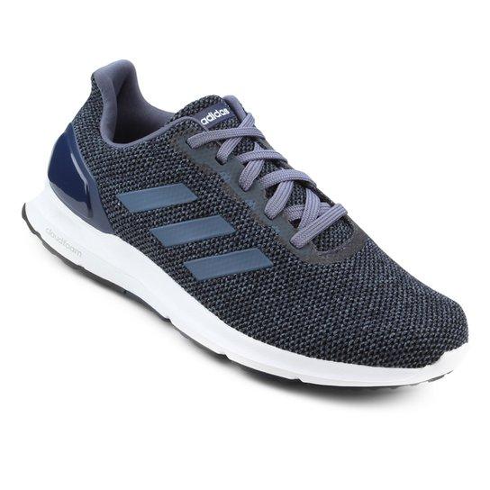 e53e15fb63 Tênis Adidas Cosmic 2 Sl Masculino - Marinho - Compre Agora