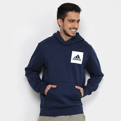 Moletom Adidas Ess Logo Masculino