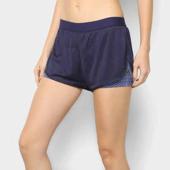 762680559 Short Adidas Grafica Dual Feminino | Netshoes