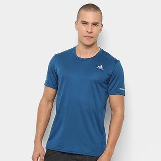4897e93545 Camisetas Masculinas Adidas - Running