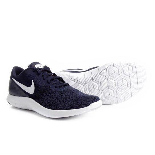 c91569276692b Tênis Nike Flex Contact Masculino - Marinho - Compre Agora