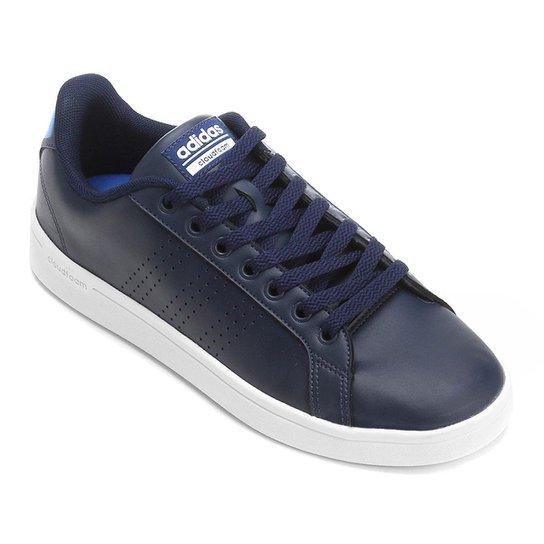 9035c93879a Tênis Adidas Cf Advantage Clean Masculino - Marinho - Compre Agora ...